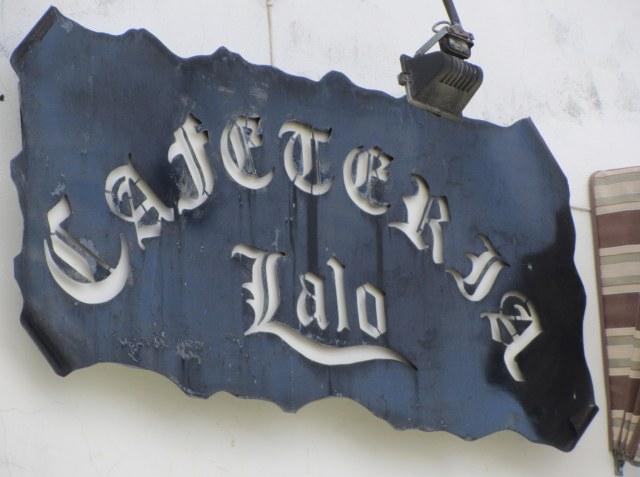 Cafetería Lalo