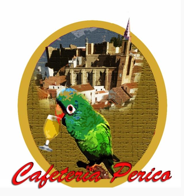Logo Cafetería Perico Hector y Rafael P.M.