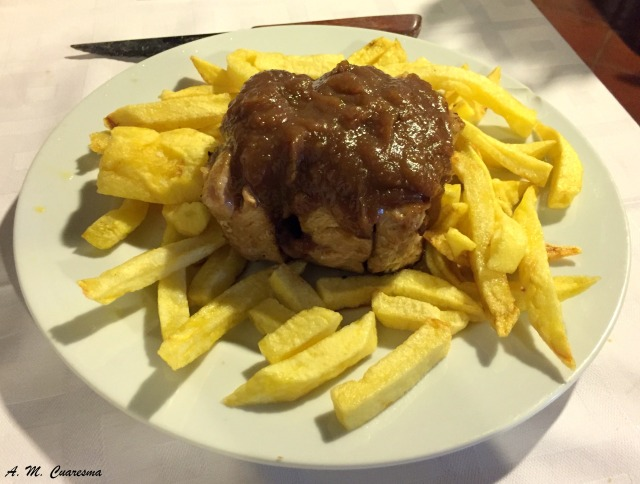 Restaurante el Padrino. Alájar