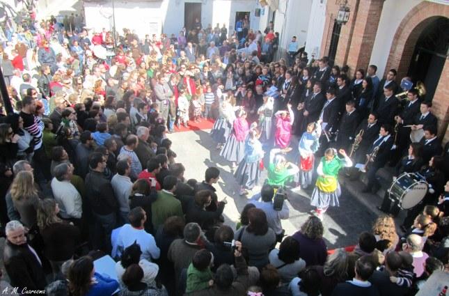 La jotilla, el día de Andalucía