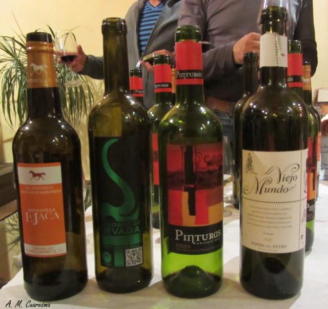 Vinos de Rutas del Vino