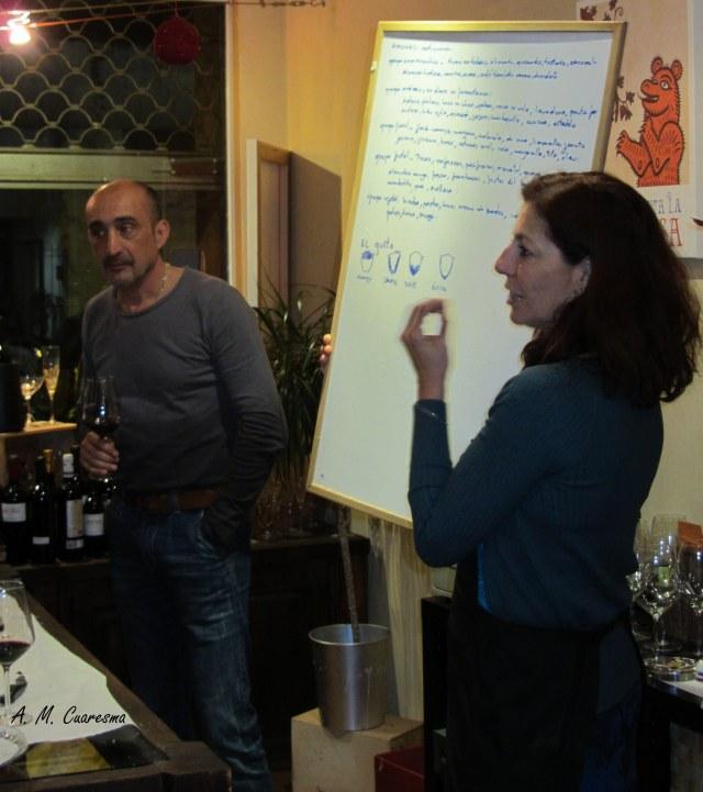 Virginia y Jorge de Rutas del Vino