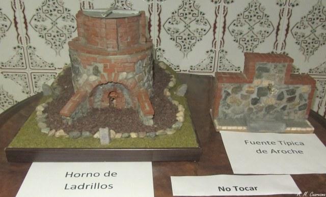 Molino y Fuente típica de Aroche