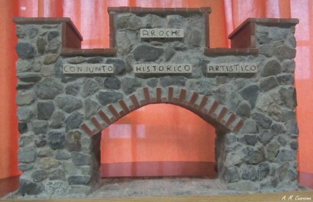 Aroche Conjunto Histórico Artístico