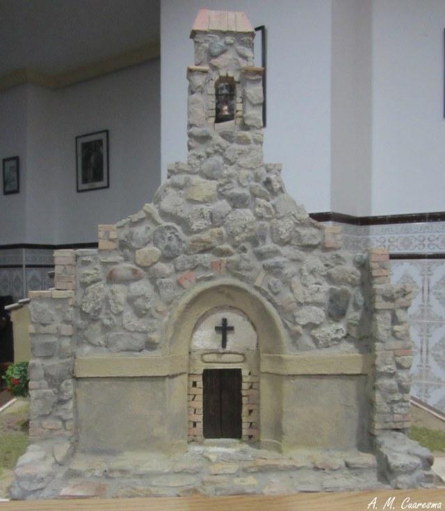 Ermita de Santa Bárbara, Riotinto