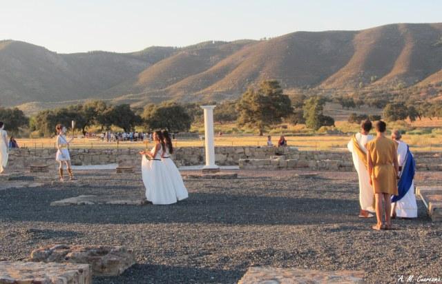 I Festival de Diana, Aroche (1)