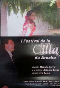 Velá flamenca en Aroche (1)