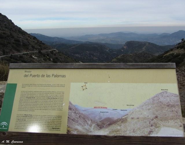 Puerto de las Palomas