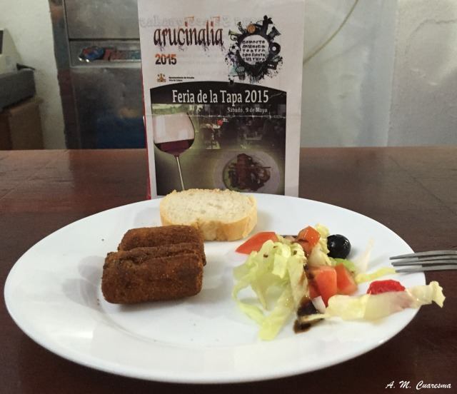 II Feria de la Tapa Aroche
