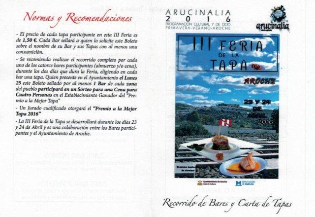 III Feria de la Tapa (1)