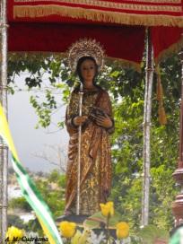 San Mamés durante la Romería