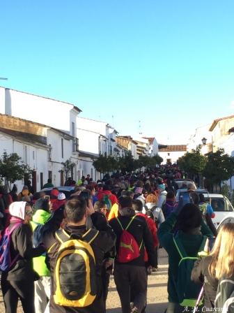 Por las calles de Encinasola