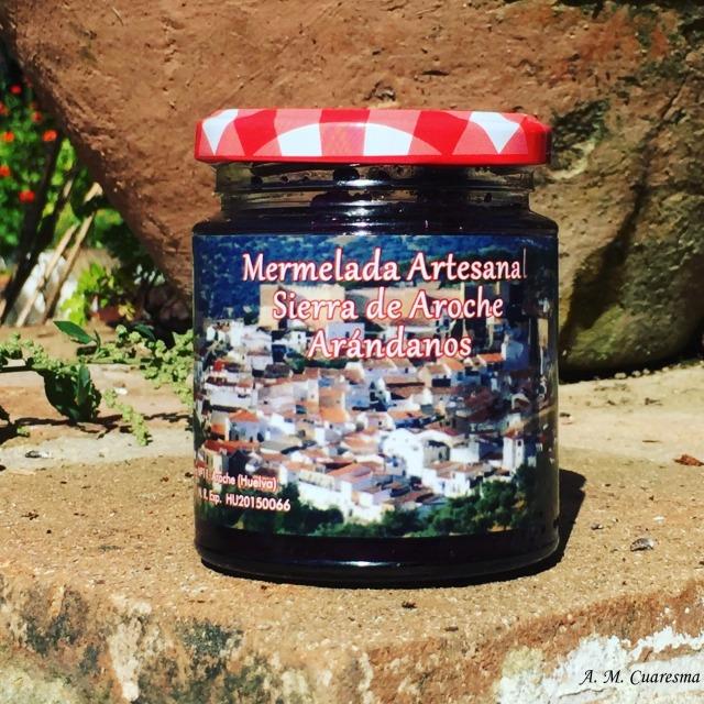 mermelada-de-arandanos